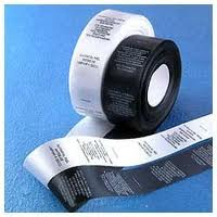 Taffeta Rolls Labels and Tags in Bareilly