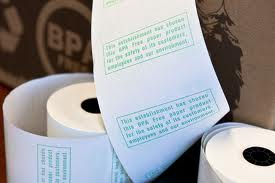 Thermal Paper Roll Labels and Tags in Bareilly>