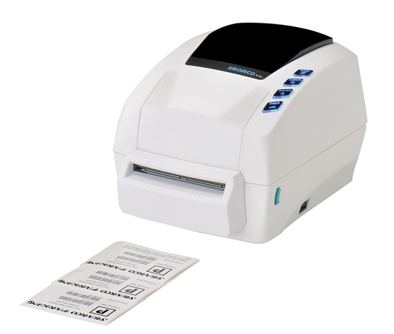 T43e 300 dpi Label Printer Barcode Printers in Aligarh>