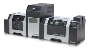 Fargo HDP-8500LE Industrial Card Printer Card Printing Solution in Panipat