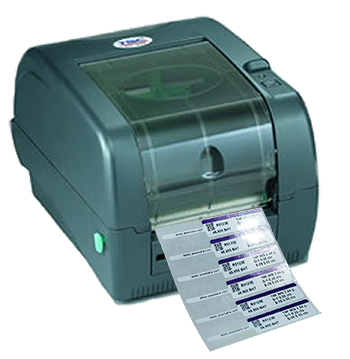 TSC TTP345 Barcode Printers in Bareilly>