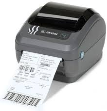 Zebra GK 420d Barcode Printers in Allahabad>