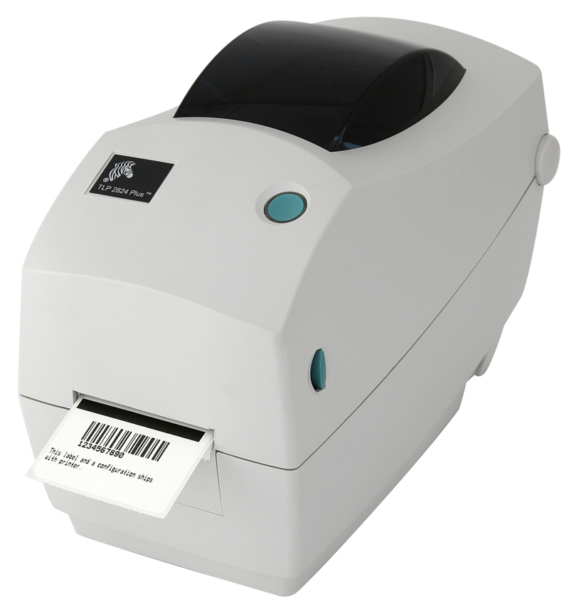 Zebra TLP 2824Plus Printer in Allahabad