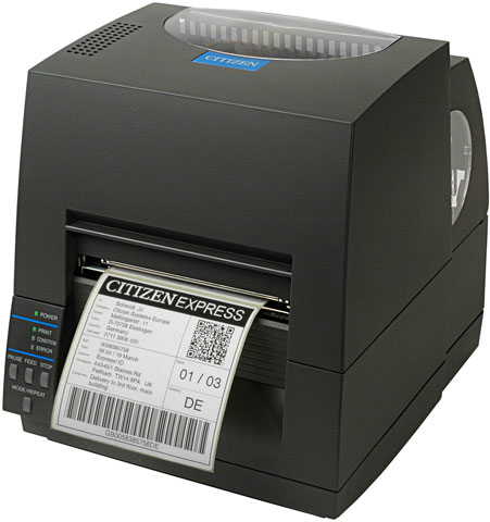 Citizen CL-S621 Barcode Printers in Saharanpur
