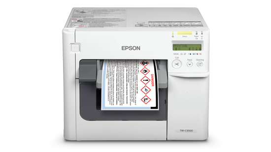 Epson ColorWorks C3510 Epson Label Printers in Delhi