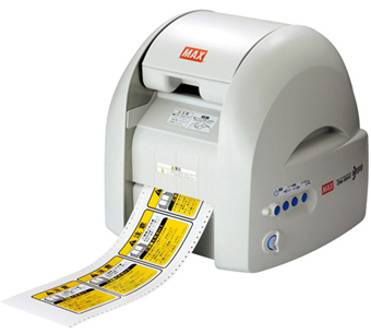 MAX CPM-100HG3 Color Label Printer in Delhi
