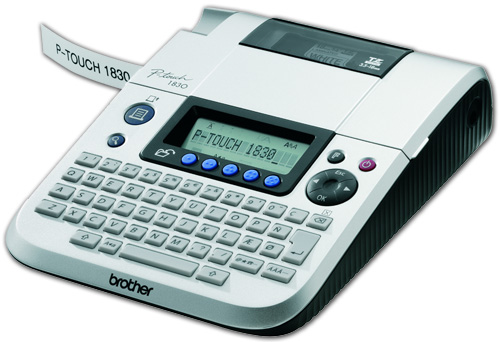 PT 1830 Brother Label Printers in Yamunanagar
