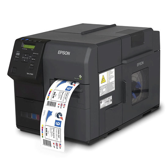 Epson ColorWorks C7510G Inkjet Color Label Printer Color Label Printer in Delhi