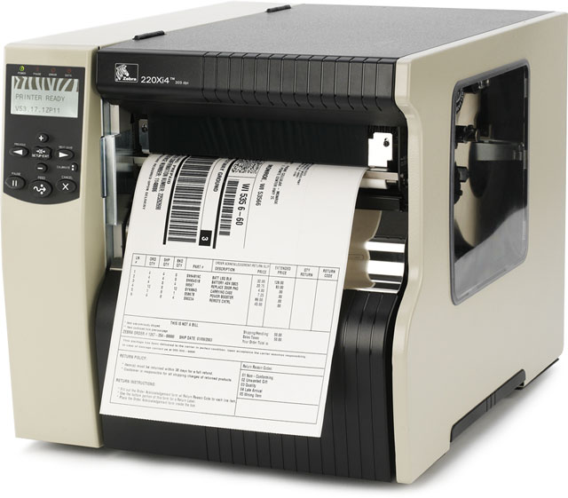 Zebra 220Xi4 Printer in Delhi