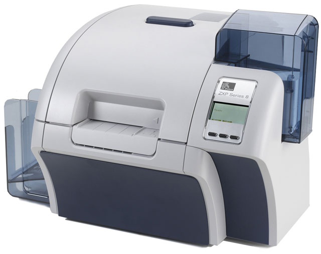 ZXP SERIES 8 CARD PRINTER Card Printing Solution in Www.mindwareindia.com