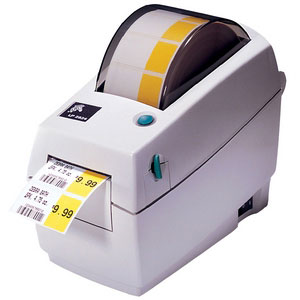 Zebra LP2824Plus Printer