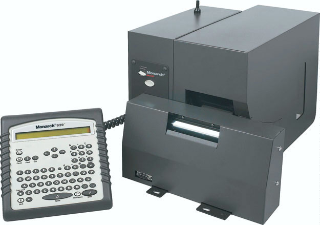 Monarch 9860 printer in Moradabad