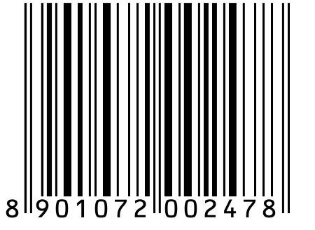 Barcode Registration Fees For 1 year