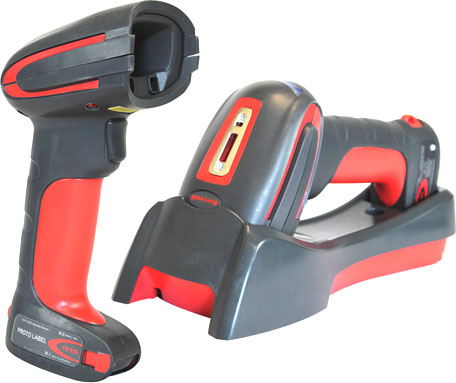 Honeywell Granit 191Xi Water Resistant Barcode Scanner in Delhi