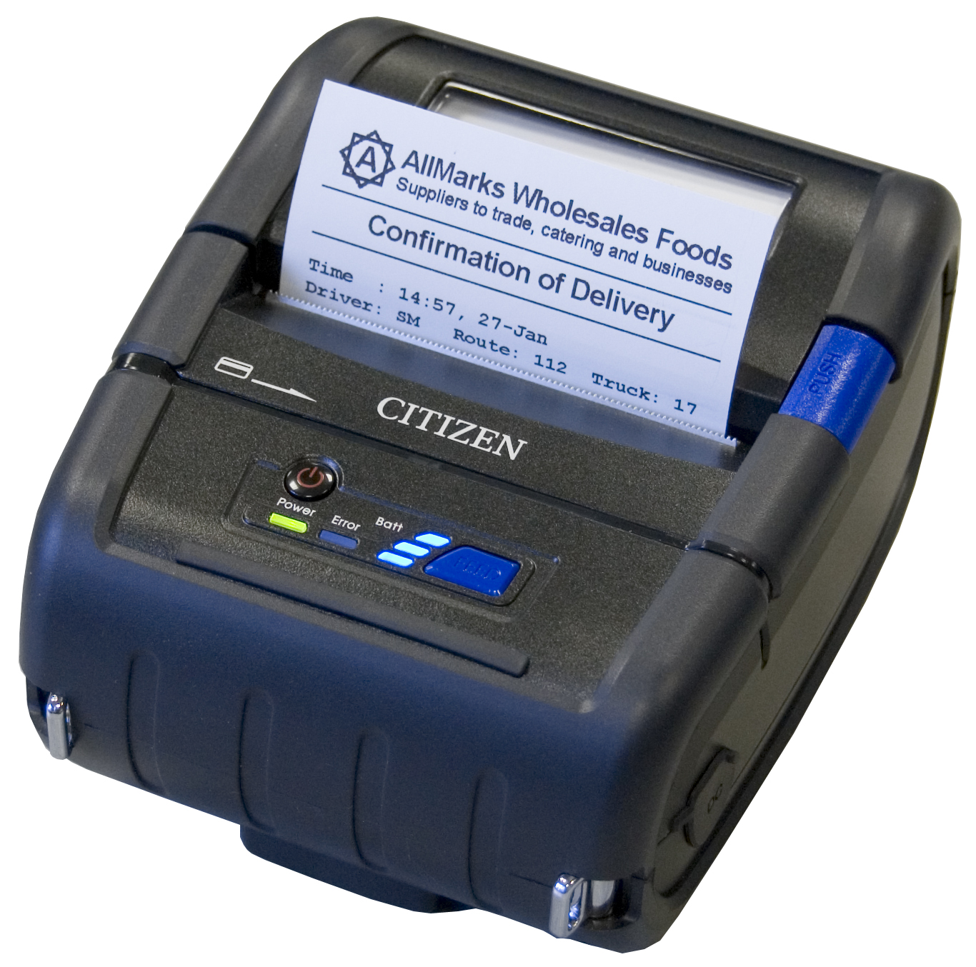 Citizen CMP-30 Mobile Bill Printer