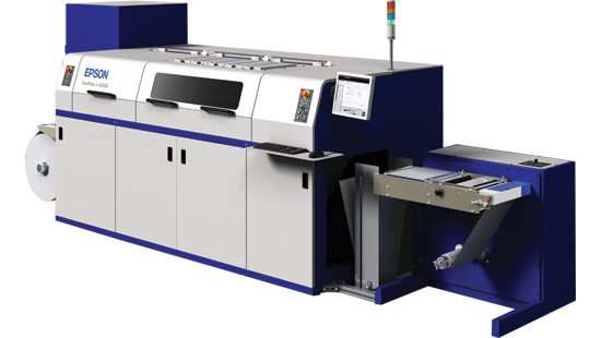 SUREPRESS L-4033A DIGITAL LABEL PRESS