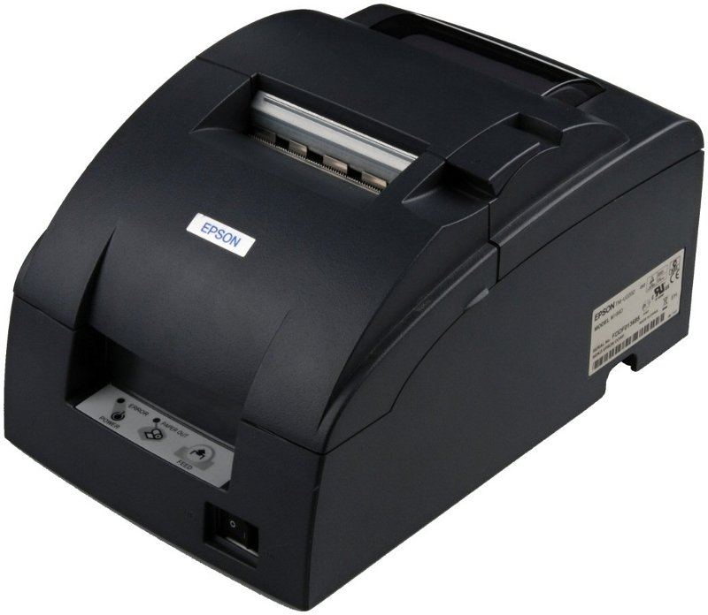 Epson TM-U220 POS Printer in Yamunanagar