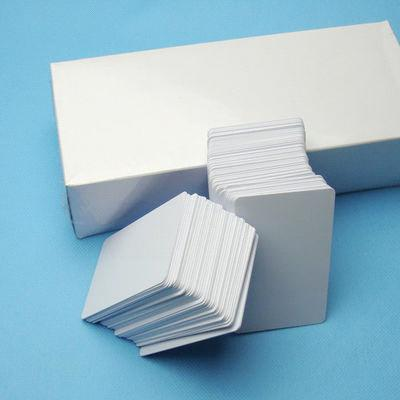 Blank PVC Cards Card Printing Solution in Aligarh