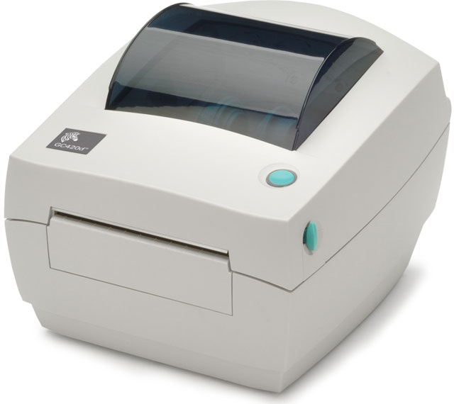 Zebra GC420d Printer in Bareilly