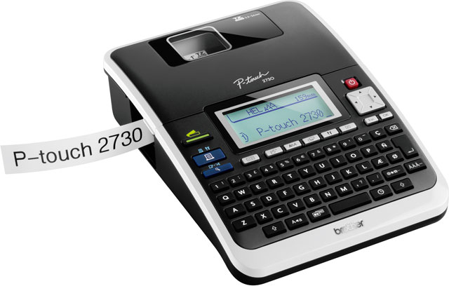 PT - 2730 Brother Label Printers in Yamunanagar