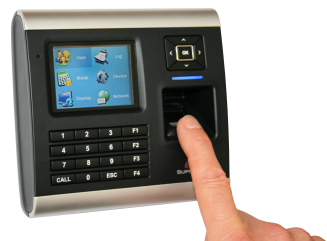 Fingerprint Reader Access System in Agra